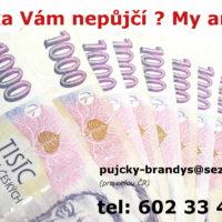 Rychlá pojištěná půjčka