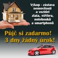 Rychlá a snadná půjčka 3 dny bez úroku