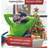 Akční půjčka na vánoce