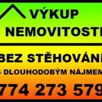 Vykoupíme vaší zadluženou nemovitost