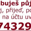 Půjčka bez registru celá Čr